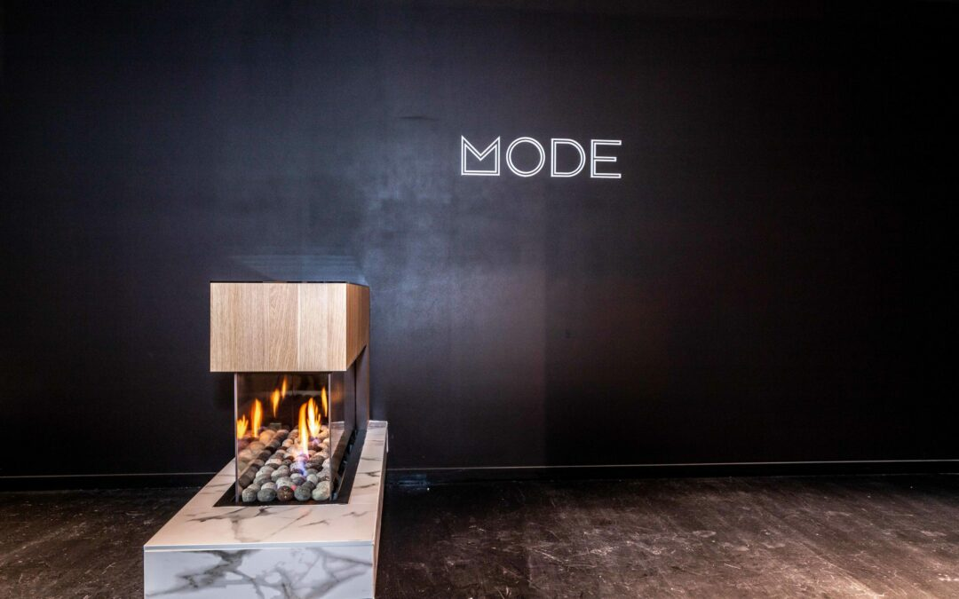 New Gas Fire Installation Showroom