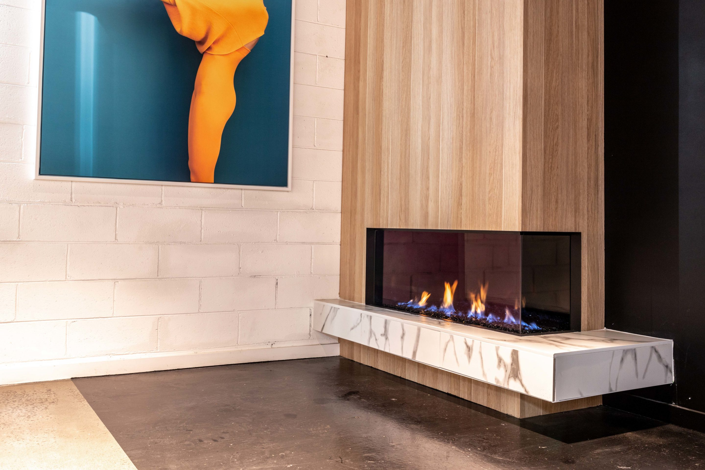 Choosing the right fireplace to meet your specifications
