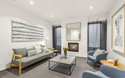 Escea Fireplaces – What do they look like installed in Melbournians' homes?